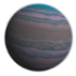 Gliese 849 b - Freezing Jovian
